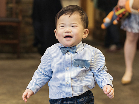 Benjamin'S FIRST BIRTHDAY DOL / PLACE - Yongsusan 용수산