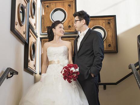 Hannah + Daniel's – Wedding